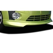 Spoiler Delantero Para Chevrolet Spark Modelo 2011 Y 2012.