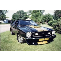 Toma Cofre Mustang Ii Cobra 74 78 Ford Auto Ford Nueva Css