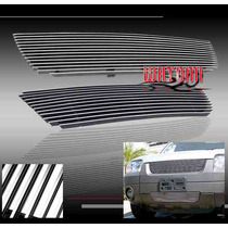Combo Parrillas Billet Ford Escape 05 06 07 + Defensa Insert