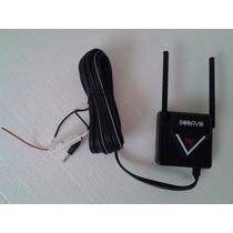 Antena Para Tv,amplificada, Booster, Vhf/uhf Mod8/488