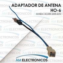 Adaptador De Antena Autoestereo Honda / Acura 2005-2010