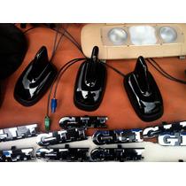 Antena De Tiburon Jetta Golf Seat Vag Universal