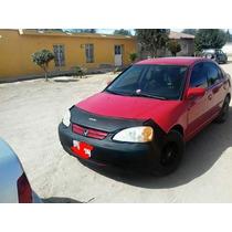 Antifaz Honda Civic 2001 Al 2003 Con Bordado Civic