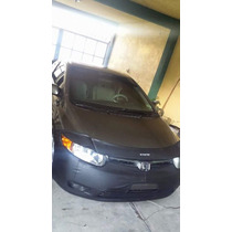 Antifaz Honda Civic Coupe 2006 Al 2008 Bordado Civic