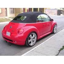 Capota Convertible Para Beetle 1998-2011