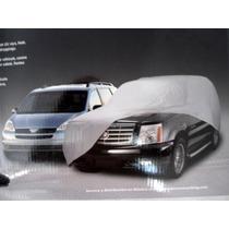 Cubierta Para Van & Suv Coverbond Suv4 Con Cable Y Candado