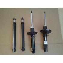 Kit 4 Amortiguadores Gas Original Vw Golf Jetta A4 Clasico