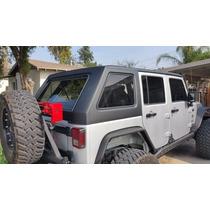 Capota Dura P/jeep Jk 4 Puertas 2007-2016 Modelo Ghost Top