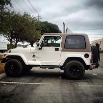 Nueva Capota Dura Para Jeep Tj Wrangler 1997 Al 2006