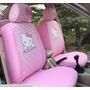 Funda Coche Auto Hello Kitty