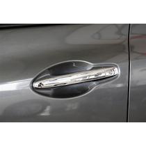 Cubre Manijas Cromadas Honda Civic Sedan 4 Puertas 2012-2015
