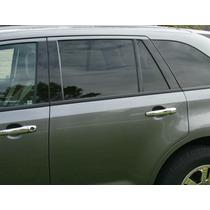 Cubre Manijas Cromadas Ford Edge 2007 -2008 -2009 -2010