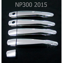 Cubre Manijas Nissan Np300 Frontier 2015-2016