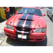 Toma De Aire Grande Cofre Mustang 1994 Al 2004