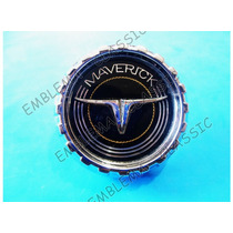 Emblema Ford Maverick Falcon 289-302 Parrilla 100% Original