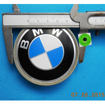 Centro Rin Originl Bmw 68 Mm Ext,x 65 Mm Int Hm4