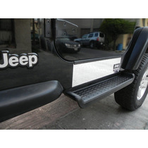 Kit Stickers Laterales Jeep Antiderrapante