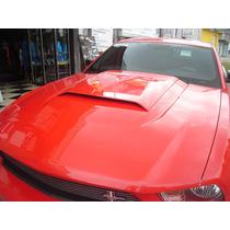 Toma De Aire Para Cofre Mustang 2010 En Adelante