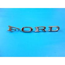 Emblemas Ford Maverick Fairmont Mustang Grand Torino Cofre
