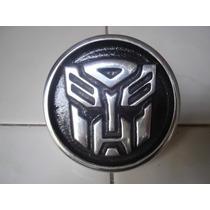 Transformers Centro De Rin Metalico Autobots