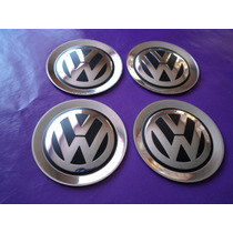 Centros De Rin Emblemas Volkswagen Jetta Clasico Golf Beetle