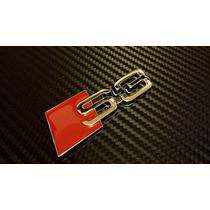 Emblema Audi S3 Autoadherible 3m