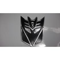 Emblema Laminado Decepticons Transformers