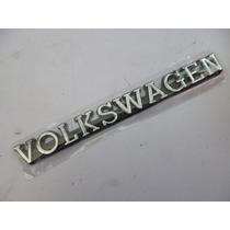 Vw Caribe Gt A1 Emblema Trasero Volkswagen Nuevo Atlantic