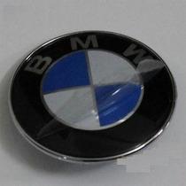 Bmw Emblema Cofre 82 Mm Original En Caja