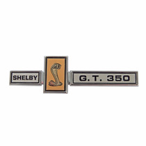 Emblema Mustang Shelby Gt350 1967
