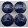 Centros De Rin Ford 54mm 4pzas Tapones Rines
