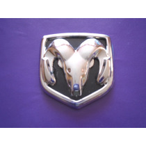 Emblema Neon Dodge Fascia Años 2000