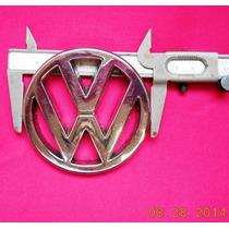 Emblema Original Vw Diversas Apliacaciones 8.0 Cm.bueno Hm4