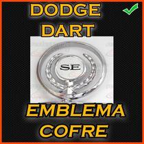 Emblema Cofre Dodge Dart