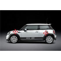 Sticker Vinil Tuning Franja Lateral Stripe Mark Mini Cooper