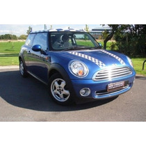 Sticker Vinil Tuning Franja Checked Stripes Mini Cooper Cofr