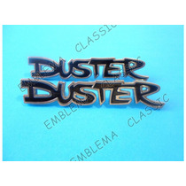Emblemas Duster Plymouth Valiant Demon 100 % Originales