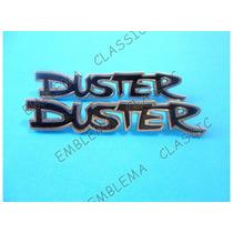 Emblemas Duster Plymouth Valiant Demon 100 % Originales