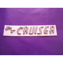 Emblema Pt Cruiser - Crusier Chrysler