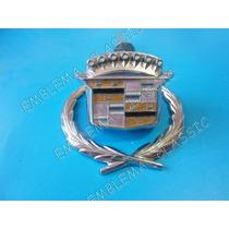 Emblema Chevrolet Cadillac Chapa De Cajuela 100% Original