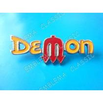 Emblema Demon Duster Plymouth Valiant Dodge