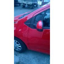 Moldura Triangular Izquierda Chevrolet Spark 2012 - 2015