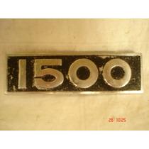 Emblema Datsun 510 1500 1970 A 1972