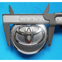 Centro De Rin Original Toyota 62 Mm Ext.x 55 Mm Int, Fn4