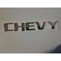 Emblema Letrero Chevy