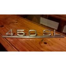 Emblema Para Cajuela Mercedes Benz 450 Sl