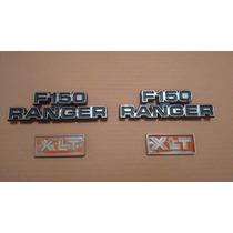 Emblemas Ford F150 Ranger Xlt Del 73-79