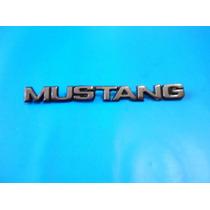 Emblema Ford Mustang 5.0 Años 80