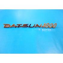 Emblema Datsun 1600 - 510