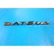 Emblema Datsun 1300, 1500 Y 1600 Para Cajuela